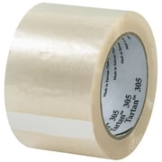 "Scotch® #305 Acrylic Packing Tape, 3""x110 yds., 24/Case"