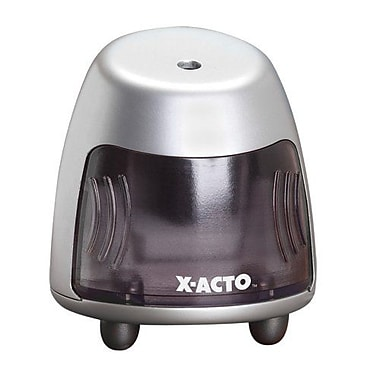 X-ACTO 1724 Mini Vertical Electric Pencil Sharpener, Each
