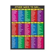 Teacher Created Resources® Other Ways To Say Chart