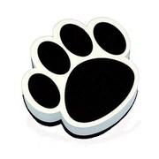 Ashley® Magnetic Whiteboard Eraser, Black Paw