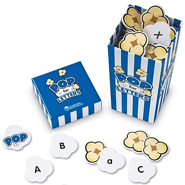 Learning Resources® POP For Letters Game, Grades Pre Kindergarten+