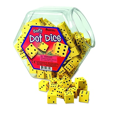 Learning Resources® Hands-On Soft Dot Dice