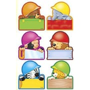 Trend Enterprises® Pre-kindergarten - 9th Grades Mini Accents, Builder Buddies