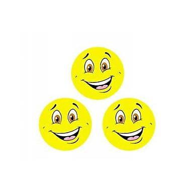 Trend Enterprises® Stinky Stickers, Yellow Smiles/Lemon Meringue