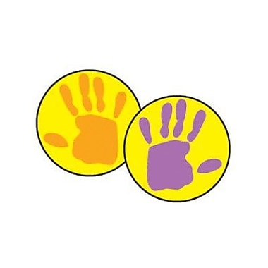 Trend Enterprises® SuperSpots® Stickers, Helping Hands