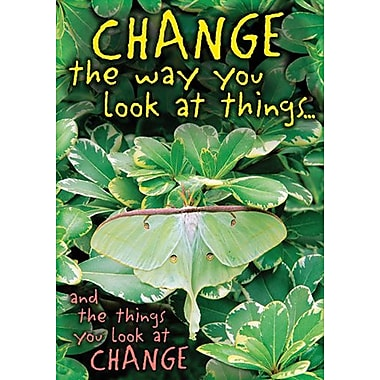 Trend Enterprises® ARGUS® Poster, Change The Way You Look At Things
