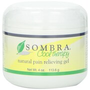 Sombra Cool Therapy Pain Relieving Gels, 4-oz.
