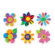 Creative Teaching Press™ Poppin Patterns® Stickers, Spring Flowers