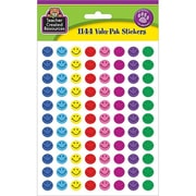 Teacher Created Resources® Sparkle Stickers, Mini Happy Face