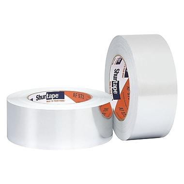Shurtape® Silver Aluminum Base Foil Tape, 50 yd (L) x 3 in (W)