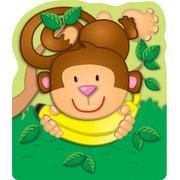 Carson-Dellosa 103028 Monkey Bookmarks