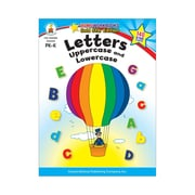 Carson-Dellosa Letters: Uppercase and Lowercase Resource Book