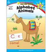 Carson-Dellosa Alphabet Animals Resource Book