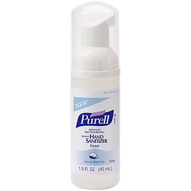 Purell® Advanced Instant Hand Sanitizer Foam, 45 ml.