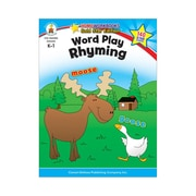 Carson-Dellosa Word Play: Rhyming Resource Book