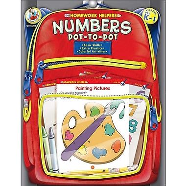 Frank Schaffer Numbers Dot-to-Dot Workbook