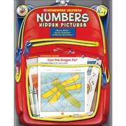 Frank Schaffer Numbers Hidden Pictures Workbook