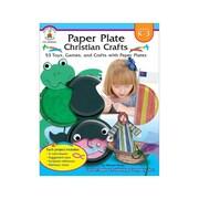 Carson-Dellosa Paper Plate Christian Crafts Resource Book