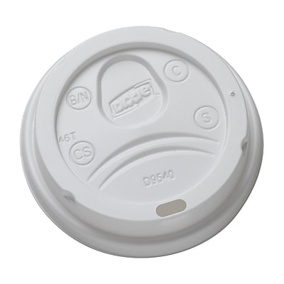 Dixie 10oz Hot Cup Dome Sip Lids, 1,000/Case (DL9540) 812975
