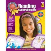 American Education Reading Comprehension Workbook, Grade 4