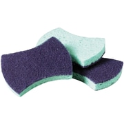 3M Scotch-Brite™ Dual-Action Power Sponges, 20/Pack