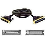 Belkin Standard IBM Parallel Printer Cable, DB25M/CENTM, 6ft