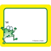 D.J. Inkers Froggie Name Tags