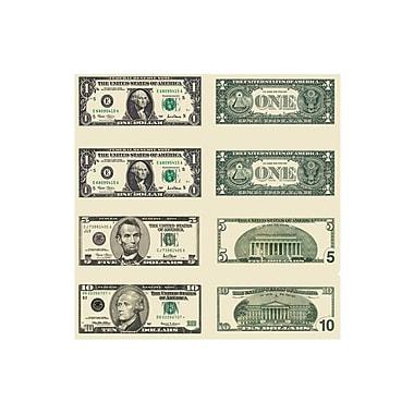 Carson-Dellosa Money, U.S. Bills Shape Stickers