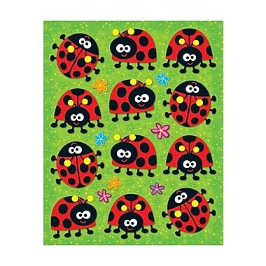 Carson-Dellosa Ladybugs Shape Stickers