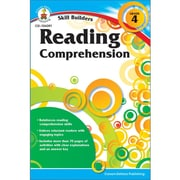 Carson-Dellosa Reading Comprehension Resource Book, Grade 4