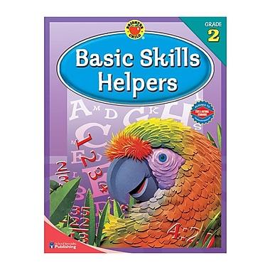 Brighter Child Basic Skills Helpers Workbook, Grade 2