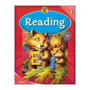 Brighter Child Reading Workbook, Grade 1