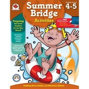 Summer Bridge Activities™ Workbook, Grades 4 - 5