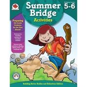 Summer Bridge Activities™ Workbook, Grades 5 - 6, 176 Pages