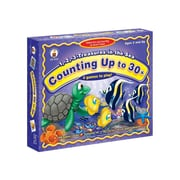 Carson-Dellosa 1,2,3, Treasures in the Sea Board Game