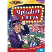 Rock 'N Learn® Educational DVD, Alphabet Circus