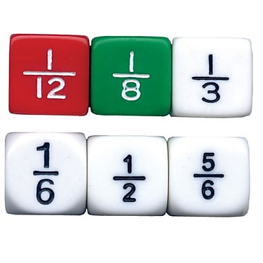 Koplow Games Fraction Dice