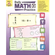 Evan-Moor® Daily Math Practice Book, Grades 2nd