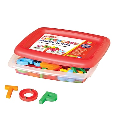 Educational Insights® AlphaMagnets® Multi Colored Uppercase Letter Magnet