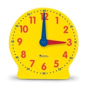 Learning Resources® Big Time Learning Clock® 12-Hour Demonstration Clock
