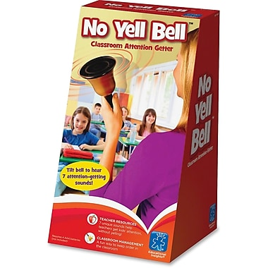 Educational Insights® No-Yell Bell