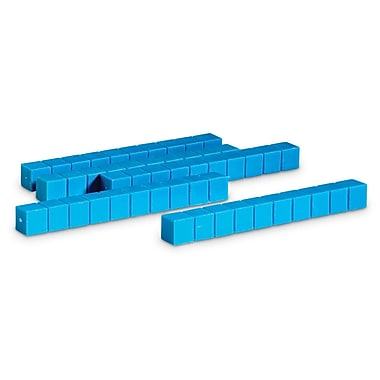 Learning Resources® Base Ten Components 50 Blue Rods
