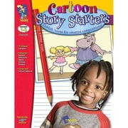 On The Mark Press® Cartoon Story Starters Book, Grades 1st - 3rd