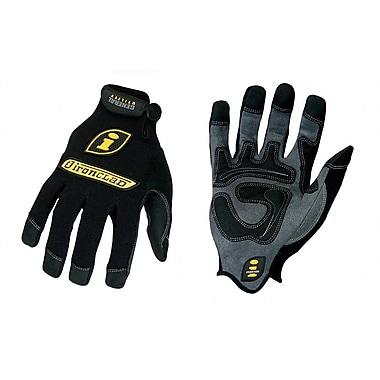 Ironclad® General Utility Spandex Gloves, Black, Large