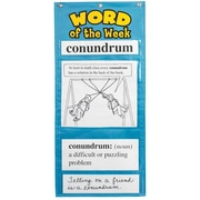 Educational Insights® Word of The Week Chart, Grades 5th - 6th