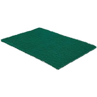 Norton™ Green AO General Purpose Bear-Tex Scouring Pad, 9 in (L), 6 in (W), Very Fine
