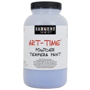 Sargent Art Art-Time Non-Toxic 1 lb. Tempera Paint, Blue (22-7150)