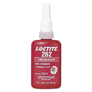 Loctite High Strength Threadlocker 1.69 oz.