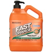 Fast Orange® Waterless Smooth Lotion Hand Cleaner, 1 gal., 4/Case