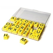 Educational Insights® Jumbo Stamp, Uppercase Letters
